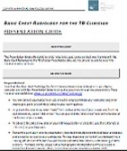 Go to online Basic Chest Radiology for the TB Clinician Presentation Guide (Teaching Tool Set 2 of 2) page