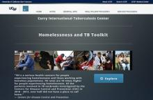 Go to online Homelessness and TB Toolkit page