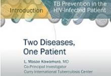 Go to online TB Prevention in the HIV-infected Patient page